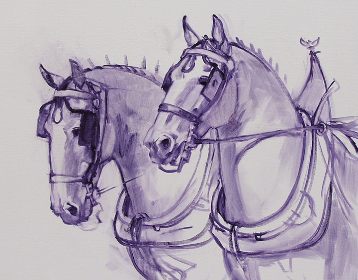 A Little Lesson in Horse Anatomy | Mikki Senkarik