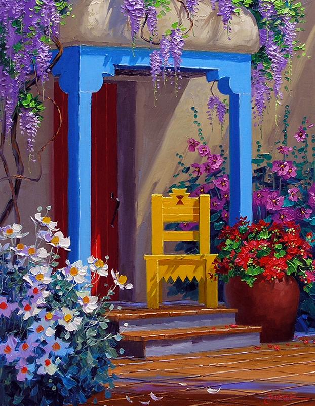 darrell - Santa Fe Colors