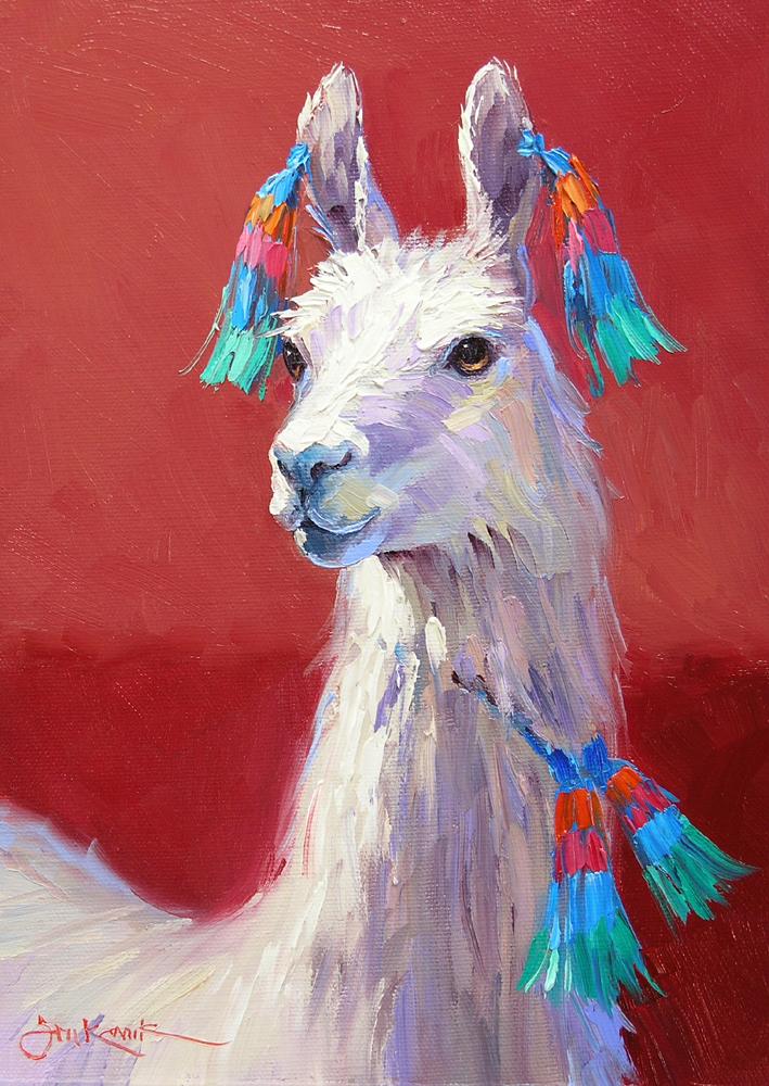 Oil Paintings By Lama