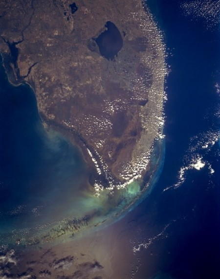 florida everglades from space 2