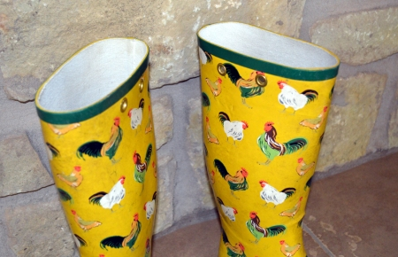 Garden boots 2