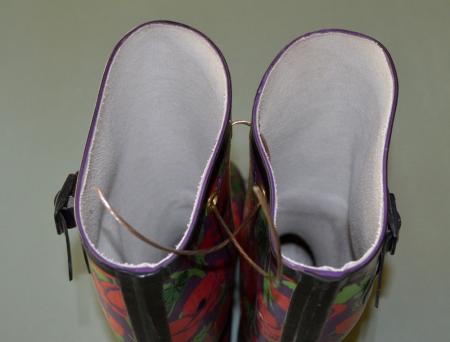 Garden boots 4