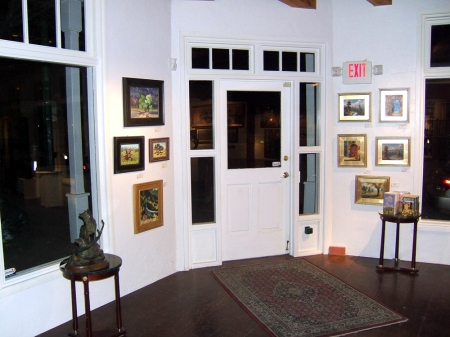 SFAC New Gallery 2 Inside Front Door