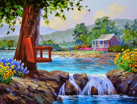 LO Hill Country Dreams 1-49 24x30