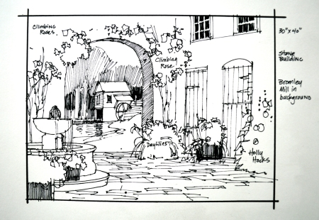 Sketch Cooperman 1
