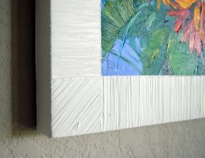 SE2613 Bursting with Sunshine frame corner