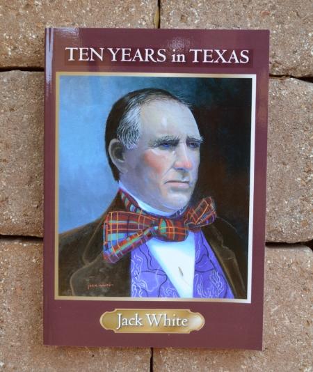 JW Ten Years in Texas Cover