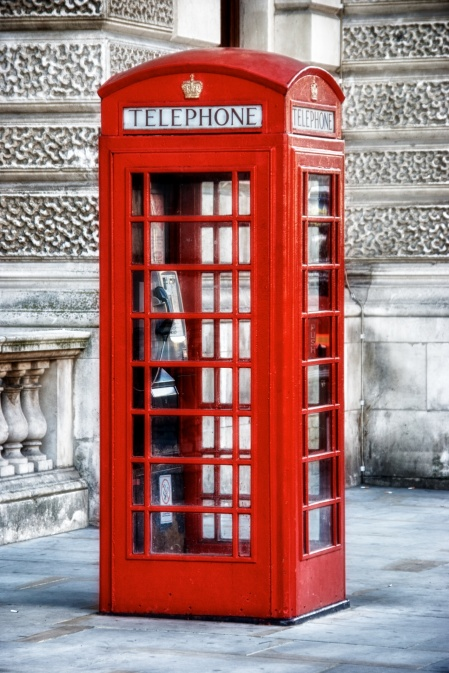 red phone booth 5