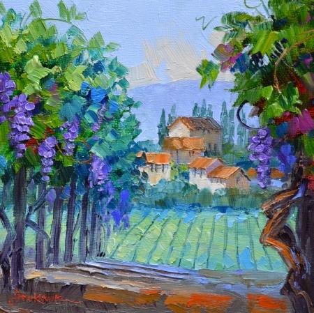 eb SG4313 Magic of the Vines 6x6