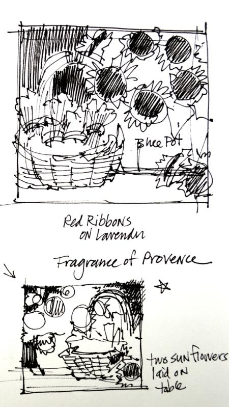 eb SG5113 Fragrance of Provence Step 1