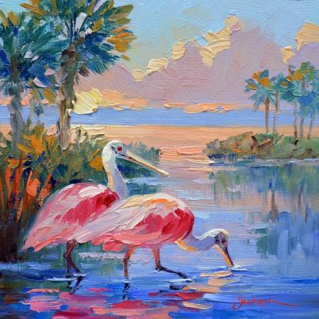 eb SH5713 Coastal Reflections 6x6
