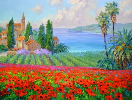 SH5813 Tuscan Red 38x48