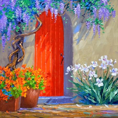 SH6813 Santa Fe Seasons - Spring 6x6