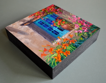 SH6913 Santa Fe Seasons - Summer sides