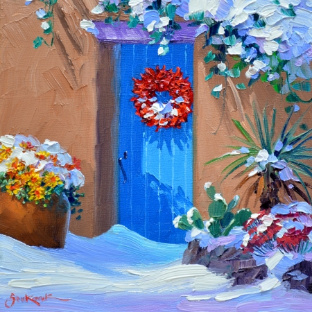 SH7113 Santa Fe Seasons - Winter 6x6