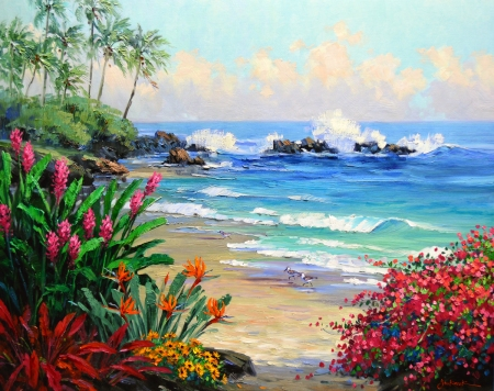 LO Secret Cove #11-49 24x30