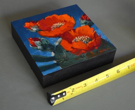 SJ10113 Desert Gem 6x6 with ruler