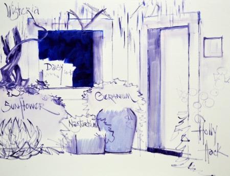 SL12513 Azul Courtyard Step 3