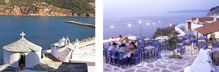 Skopelos 1 and 2
