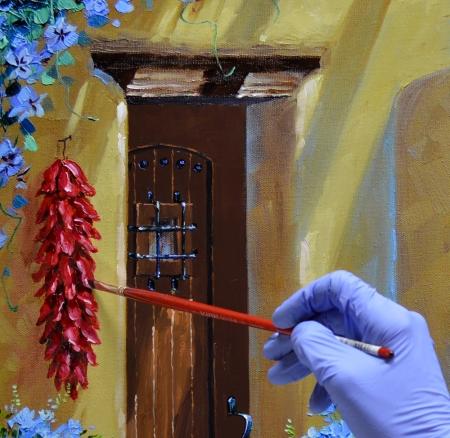 LO Hummingbird Hideaway step 9