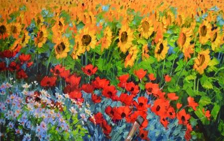LO Sunflower Serenade 1-49 step 3