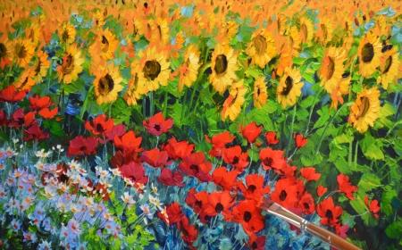 LO Sunflower Serenade 1-49 step 5