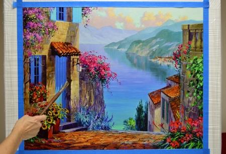 LO Reflections of Lake Como 2-49 step 1