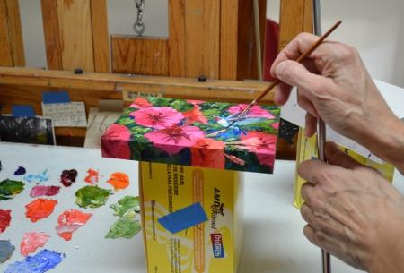 SH6914 Jewel Box Step 7