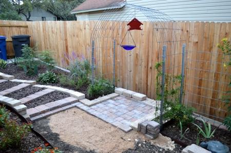 2014-10-8 kitchen garden 1
