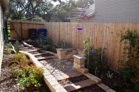2014-11-2 Kitchen garden 1