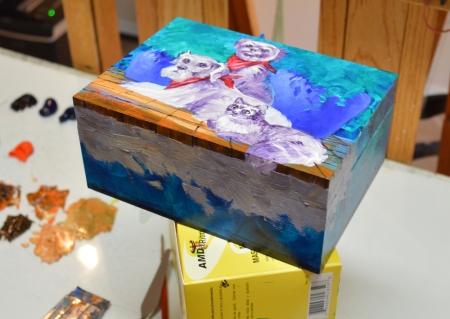 SL9614 Jewelry Box step 10