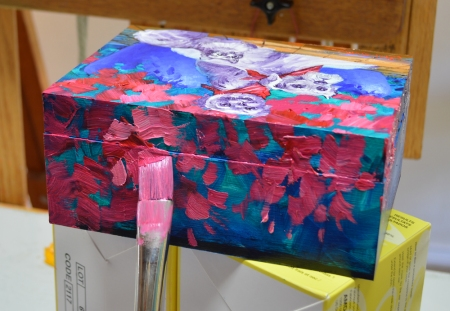 SL9614 Jewelry Box step 11