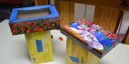 SL9614 Jewelry Box step 12