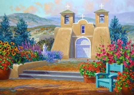 SL9714 Sanctuary of Serenity 36x48