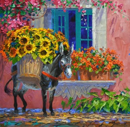 SB0715 Flores del Sol 11x11