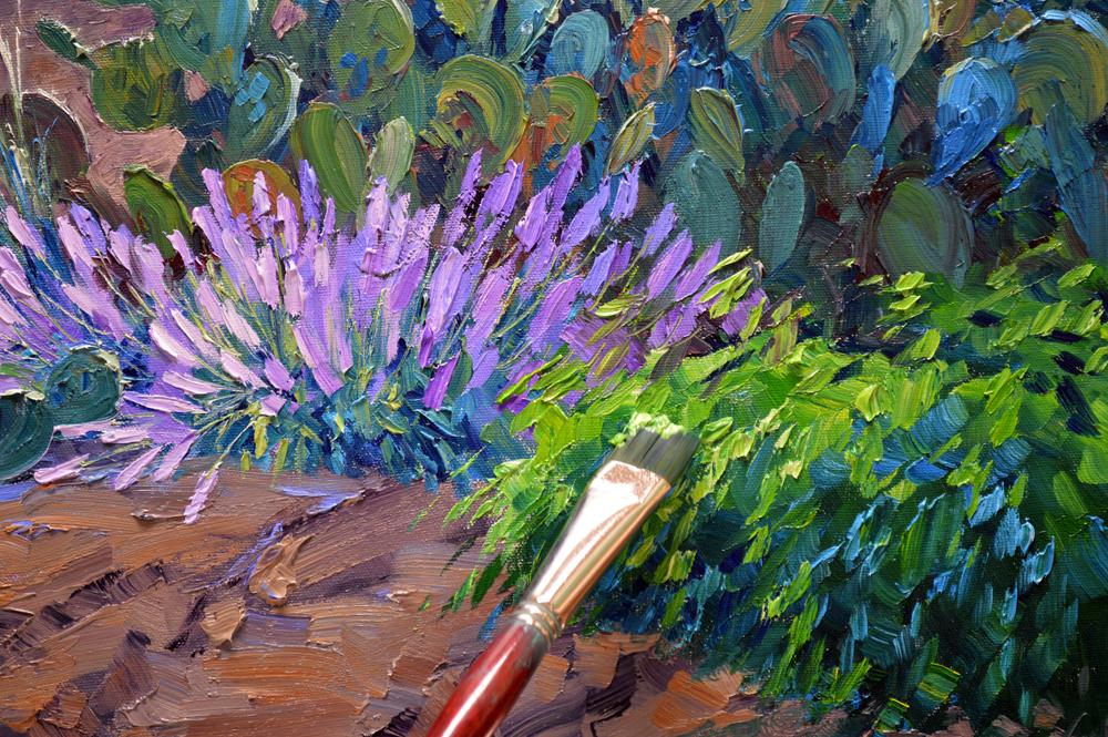 Oil Painting | Mikki Senkarik