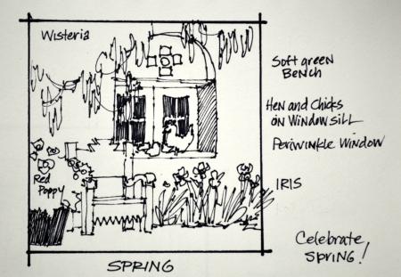 SC1215 Celebrate Spring Step 1