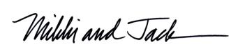 Mikki and Jack signature JPEG