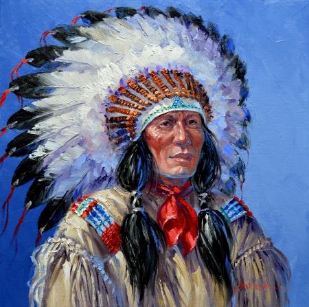SE2215 Chief High Horse 14x14