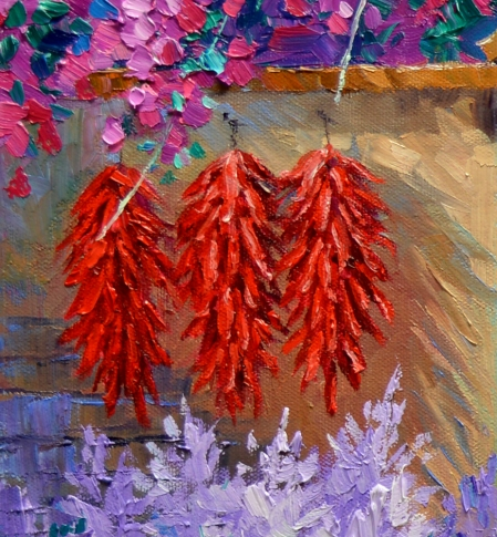 SF2415 Secluded Elegance 24x30 chilis