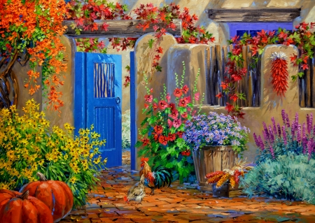 SG3315 Tapestry of Fall 30x40