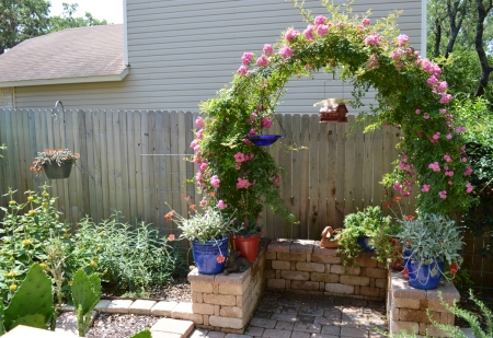 2016-4-14 Kitchen Garden 1