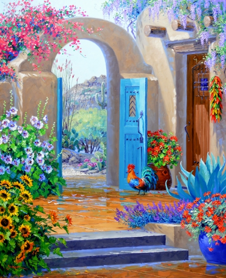 SD1116 Refuge of Tranquility 42x34