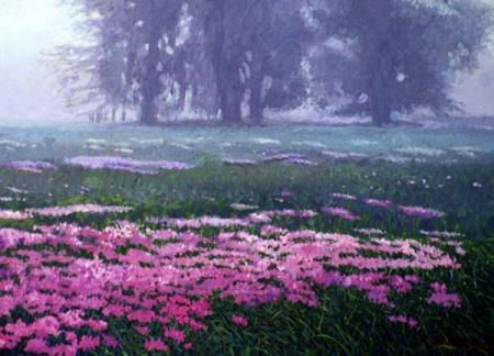 1a Early Fog (Tuscany)