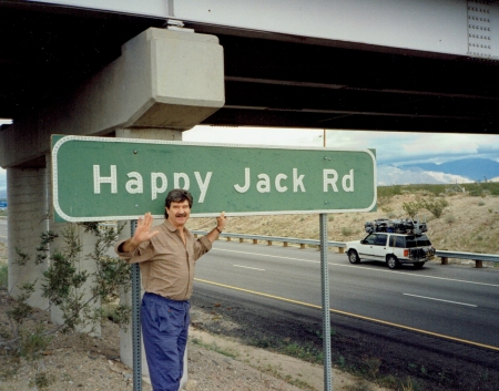 JW Happy Jack Road